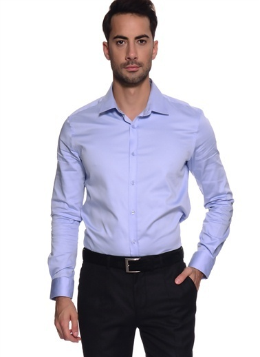 Penford Gömlek Mavi